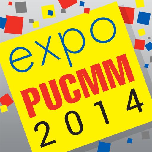 Expo PUCMM 2014 LOGO-APP點子