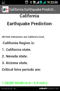 Earthquake Prediction screenshot 3