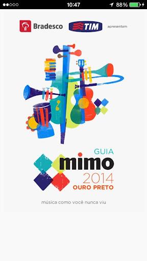 MIMO Ouro Preto 2014