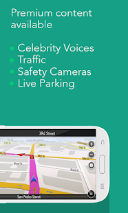 Navfree USA: Free Satnav - screenshot thumbnail