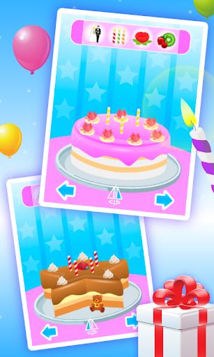 Cake Maker Kids - Cooking Game  screenshots 2
