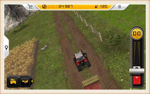 3D Farm :Tractor Simulator