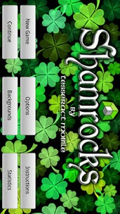 Shamrocks Solitaire - screenshot thumbnail