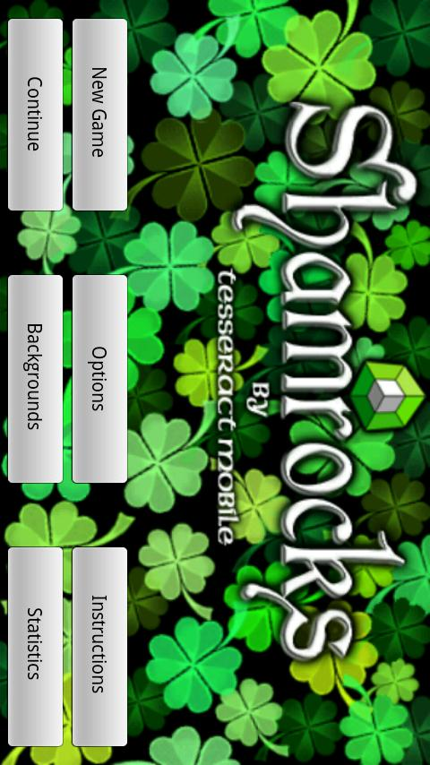 Shamrocks Solitaire - screenshot