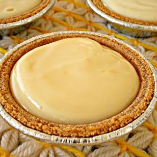 Meyer Lemon Pie (No Bake and 2 ingredients)
