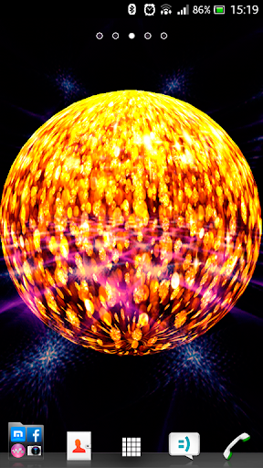 Disco Ball Live Wallpaper Pro