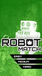 Robot Match - screenshot thumbnail