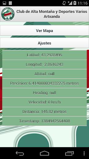 Artxanda Tracking