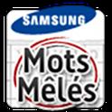 Mots Mêlés pour Galaxy 10.1 icon