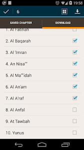 Aya - quran download & Stream screenshot 7