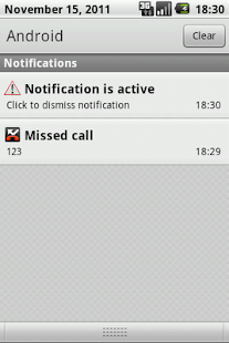Notification pack- screenshot thumbnail