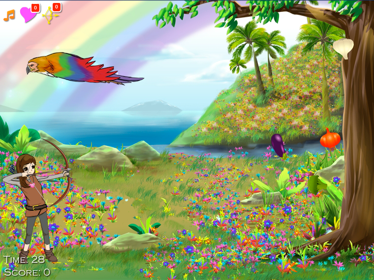 Journey To Rainbow Island- screenshot