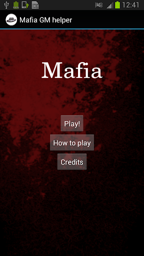 Mafia GM helper