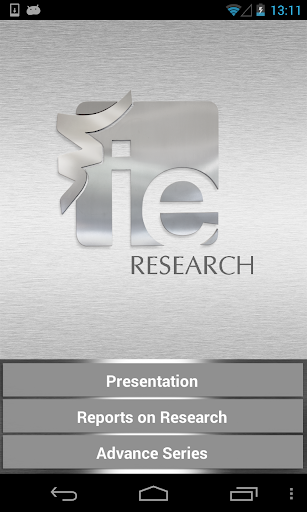 IE Research ©2013