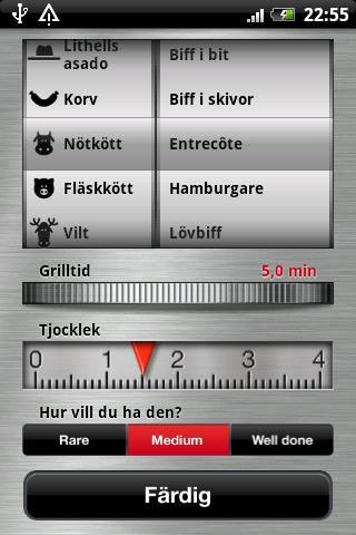 Lithells MultiTimer- screenshot