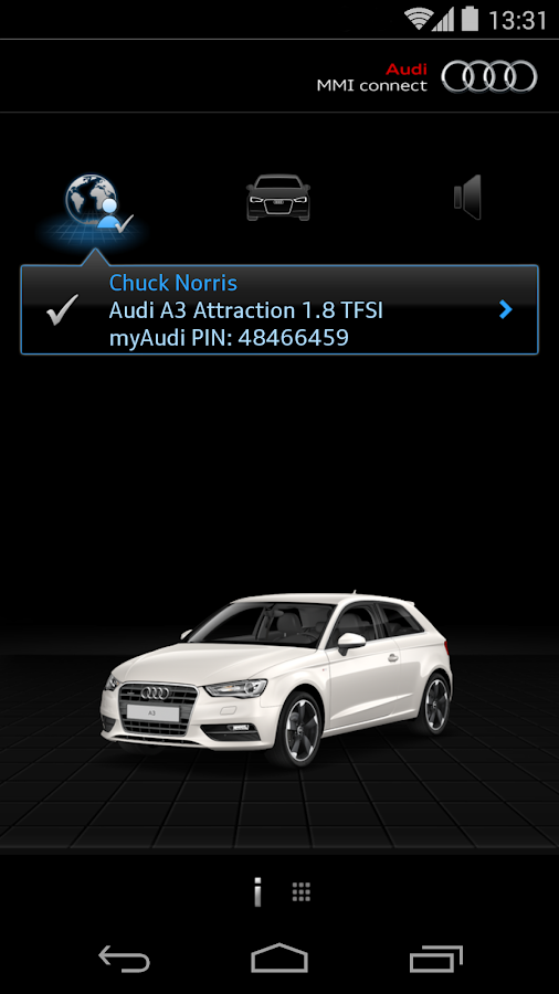 Audi Mmi Connect Android Apps On Google Play
