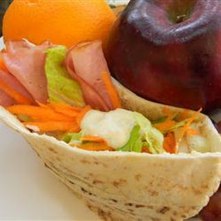 Packed Lunch Pitta Pockets Recipe
