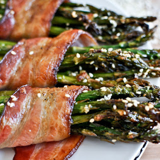 Wrapped Asparagus Appetizer Recipes.