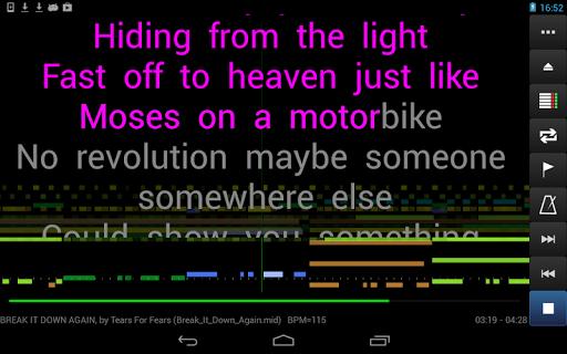 MIDI Voyager Pro  screenshots 14