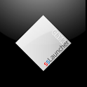 Glossy Metro Theme -ssLauncher icon
