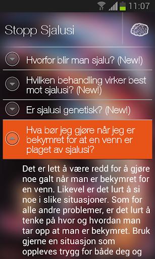 【免費醫療App】Stopp Sjalusi-APP點子