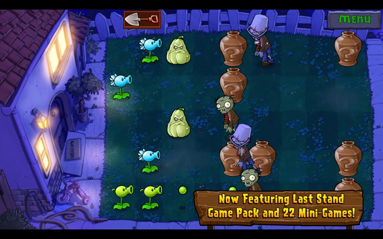 Plants vs. Zombies™ screenshot #5