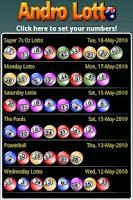 Screenshot of Andro Lotto AU