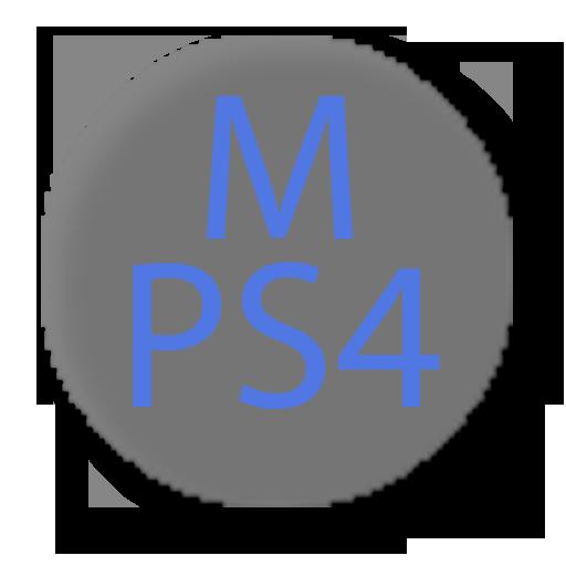 EvolveSMS PS4 Theme LOGO-APP點子