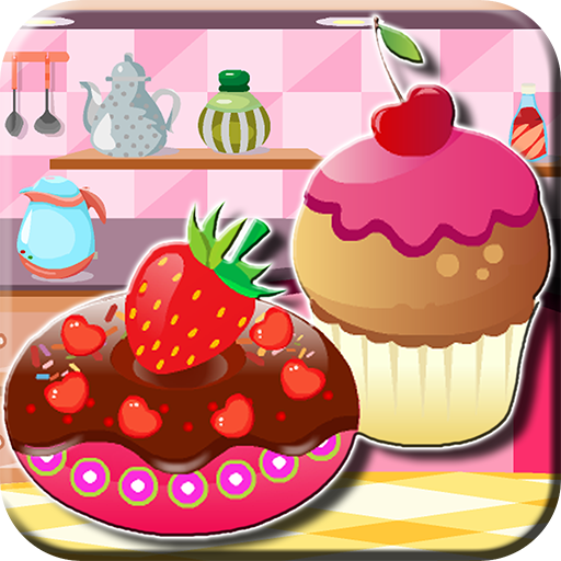 Decoration Sweet Donut Delight LOGO-APP點子