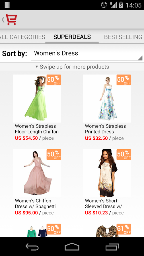 AliExpress - screenshot