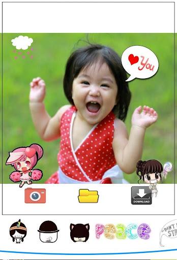 【免費攝影App】Chibi Camera-APP點子
