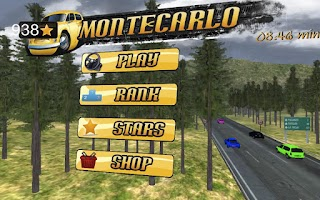 Screenshot of Montecarlo 3D Burning Asphalt!