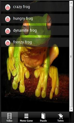 Pocket Frog Tap