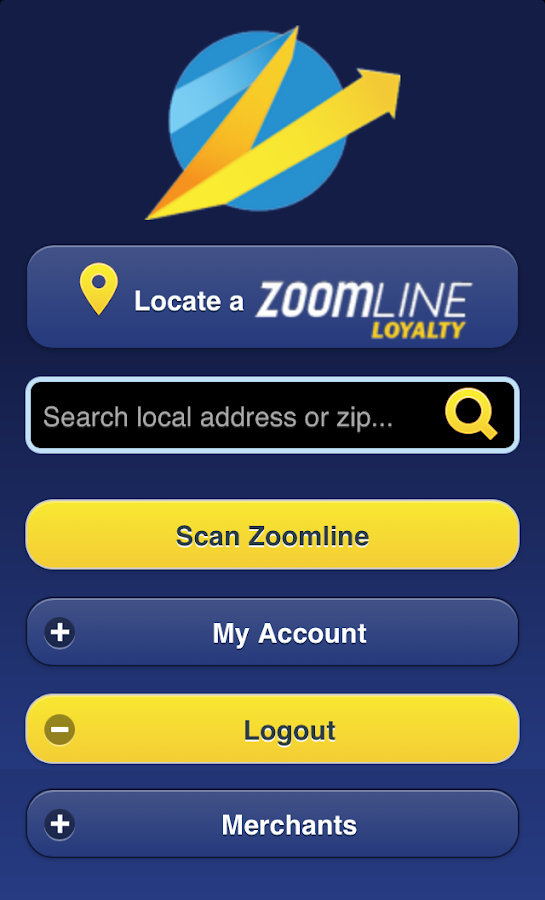 Zoomline - screenshot