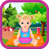 Baby in Nature Cooking Games