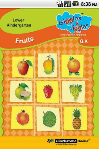 UKG-Fruits