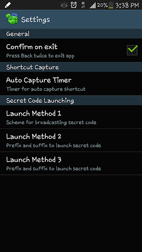 Screenshot for Shortcut Master (Secret Codes) in Hong Kong Play Store