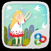 fairytales GO Launcher Theme