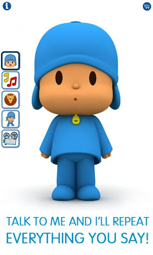 Talking Pocoyo Premium  screenshots 1