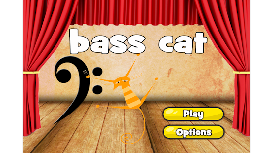 Bass Cat Screenshot