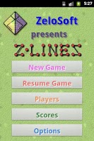 Screenshot of Z-Lines-Lite