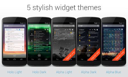 DigiCal Calendar & Widgets Screenshot 7
