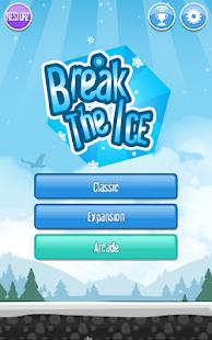 Break The Ice: Snow World - screenshot thumbnail