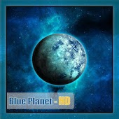 Blue Planet HD-Live Wallpaper
