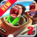 Roller Coaster 2 icon