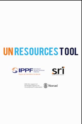 UN Advocacy Tool