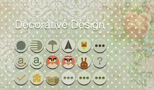 Decorative Design Icon Pack