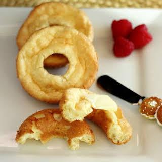 Low Carb Croissant Bagels.