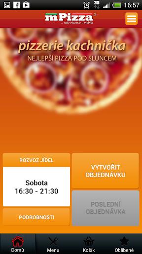 Pizzerie Kachnička