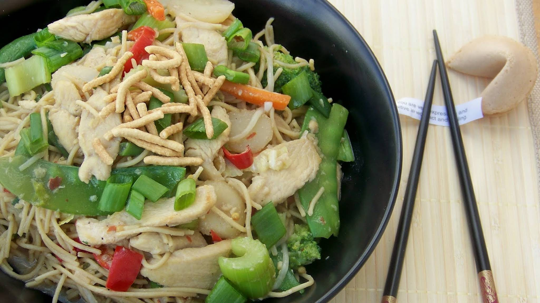 10 Best Crispy Chow Mein Noodles Recipes Yummly